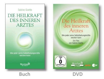 Sabine Goette, Buch und DVD